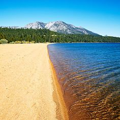 Baldwin Beach - South Lake Tahoe, CA