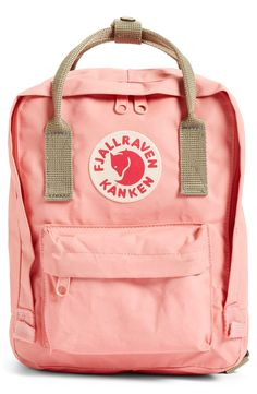 The perfect little gift for your toddler, 'Mini Kånken' Water Resistant Backpack