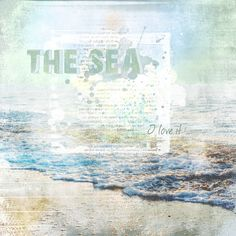 The Sea, MScraps gallery, by Guineviere