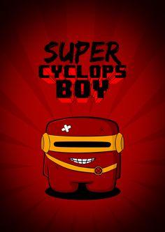 Super Meat Boy Heroes – Illustrations par Rigved Sathe