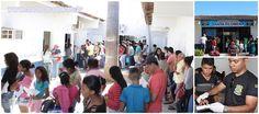 Santa Filomena Atual: Mutirão de emissão de documentos gratuitos atendeu...