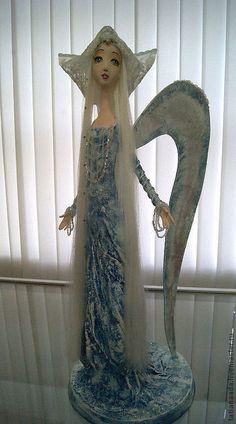 Кукла Ангел. Татьяна Адаменко. Кукла талисман.Кукла оберег.Городские ангелы.  Кукла-девочка.Ангел-девочка.Купить куклу- ангела.