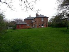 Cottage from bottom of garden