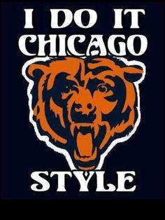 I DO IT CHICAGO STYLE