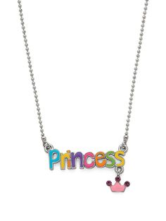 """PRINCESS NECKLACE About this product: 16-18"""" adjustable. Cookie Lee jewelry is intended for ages 13 and up.    Item #: 27236 Price: $24.00 www.cookielee.biz/elizabethcomo"""