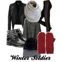 Winter Soldier Winter Look