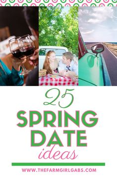 Love is in the air! Now that the weather is warmer, spend some quality time together with these fun 25 Spring Date Ideas. Funny Dating Quotes, Dating Memes, Dating Advice, Dating Over 50, Teen Dating, Dating Again, Dating After Divorce, Marriage, Singles Online