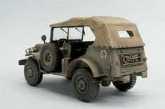WC-57 Command Car - Brazilian Expeditionary Force