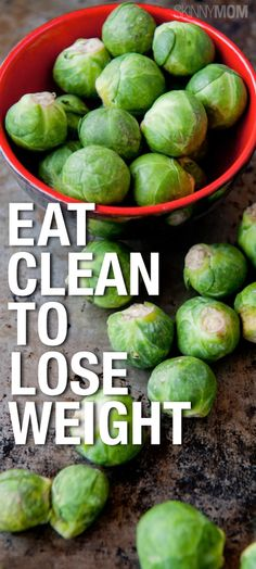 Clean eating can change your body!!!