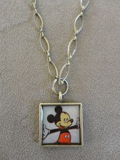 Rare Vintage 1946 Disney Mickey Mouse Card Game by TicketTrinkets, $30.00