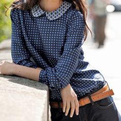 Record sewing: A blouse, 3 looks - Benefits Magazine