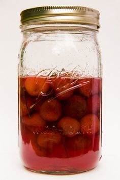 Marschino cherries. But wait, I have to buy a fancy liqueur? Substitution recommendations with similar results?