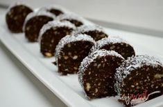 Chocolates, Cook N, Czech Recipes, Xmas Cookies, Four, Christmas Baking, No Bake Cake, Chocolate Cake, Sweet Recipes