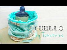 Tutorial DIY - Cuello reversible tipo buff - YouTube