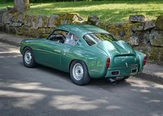 Super Sweet 750 Abarth Zagato Double Bubble Coupe