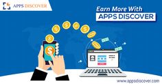 We Offer Different Solutions to and to Generate Better ways to earn more money efficiently. Advertising, Ads, Earn More Money, App Development, Mobile App, Mobile Applications