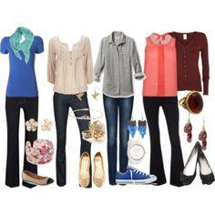 Teacher Outfits on a Teacher's Budget 13: Jeans