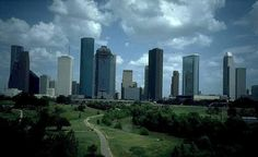 Houston, TX - Would like to go back someday...to any part of Texas!