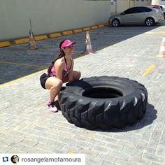 lista exercicios crossfit com pneus - Pesquisa Google