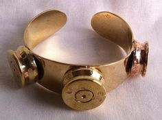 #recycled #ecofriendly 3 bullet casing cuff . Made by artisans from Craftworks Cambodia working under #fairtrade conditions.www.craftworkscambodia.com