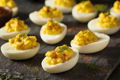 Przepisy na Wielkanoc: jajka faszerowane z curry