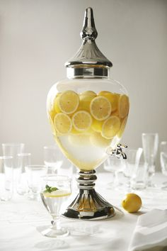 Does anyone have a dispenser similar to this that I could borrow for the wedding for punch?