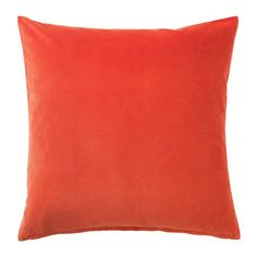 SANELA Cushion cover - IKEA - cotton velvet - $10