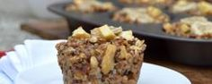 Apple Banana Quinoa Breakfast Cups | http://getfitnessgym.com/blog/ #GymWorkoutRoutinesForWomen #FitForLife #isGatoradeGoodForYou #GetFitnessGym