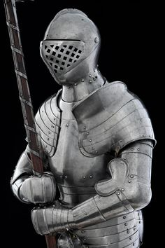 Armour of King Henry VIII, ca 1520.
