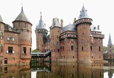 The Most Impressive Castles in the Netherlands
