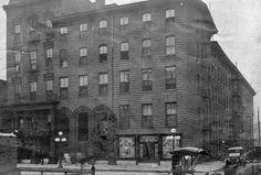 Willard Hotel, 516-520 West Jefferson St., Louisville, Ky., 1920