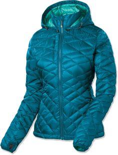 Sierra Designs Stratus Down Jacket - Women's - 2013 Closeout Ski Gear, Put On, Jackets For Women, Winter Jackets, Design, Fashion, King, Cardigan Sweaters For Women, Winter Coats