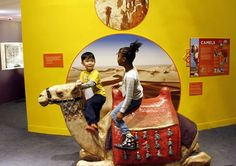NY Children Exhibit Showcases Islamic Culture | About Islam ?
