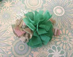 DIY: A Fabric Birthday Corsage