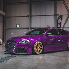 Absolutely gorgeous color combo on this RS3 Photo- @cabo.photography Owner- @peer_rs3d_s8d #royalstance #audi