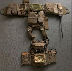 Military Gear, Military Jacket, Army Vest, Tac Gear, Combat Gear, Plate Carrier, Body Armor, Character Outfits, Kobe Bryant