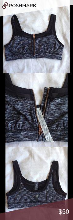 Lululemon drop it like it's hott bra No flaws, piling holes or rips ! Size 8 lululemon athletica Intimates & Sleepwear Bras