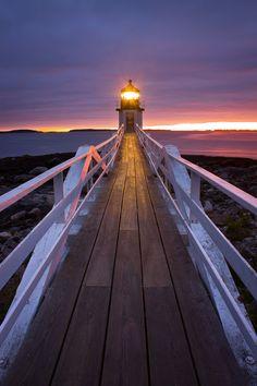 The Marshall Point Lighthouse | Maine