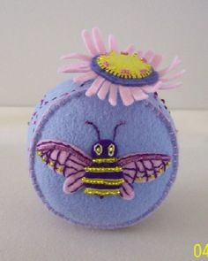 Reserved fro MrsK by TheDailyPincushion on Etsy, $55.00