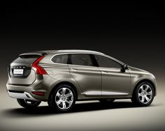 Volvo XC60   HD Wallpaper - http://1sthdwallpapers.com/volvo-xc60-hd-wallpapers/