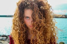 Who am I lookin at? Curly Hair Styles, Natural Hair Styles, Natural Beauty, Sofie Dossi, William Franklyn Miller, Curly Pixie Cuts, Beautiful Redhead, Celebs, Celebrities