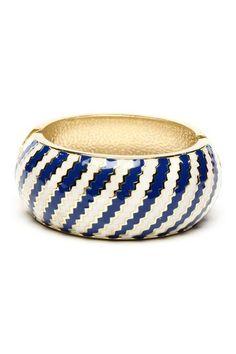 Kimmy Stripe Cuff