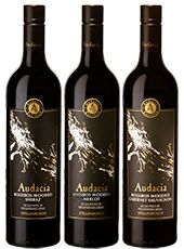 Audacia - The Red Wine Boutique Winery