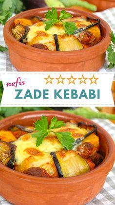 Nefis Zade Kebabı (videolu) Tarifi nasıl yapılır? 11.783 kişinin defterindeki bu tarifin resimli anlatımı ve deneyenlerin fotoğrafları burada. Yazar: Nesli'nin Mutfağı