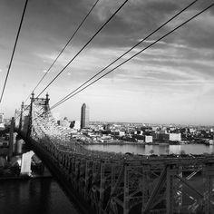 Roosevelt Island Tram em New York, NY