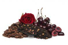 Cherry Kiss (Chocolate, Cherry Black Tea)
