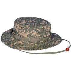 "$16.99 GI Style Boonie Hat These are also great hats for: Hunters - Backpacker Hikers - Campers Scout's - Preppers  Survivalist - Fishing Size: 7-1/2"" = Large Government Spec to Built - Field tested Colors DIGITAL WOODLAND ARMY DIGITAL URBAN CAMO TIGER STRIPE check our www.bushmanshut.com for all variety and sizes."