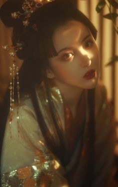 Traditional Gowns, Military Girl, Cartoon Design, Hanfu, Chinese Culture, Mood, Elegant Woman, Character Inspiration, Asian Beauty