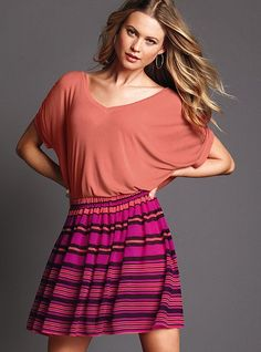 Flirty Outfit from Victoria's Secrety