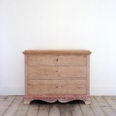 Antique Swedish Chest of Drawers - Decorative Collective